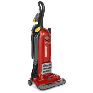 Eureka 4870MZ Boss Smart-Vac Upright HEPA Vacuum Cleaner
